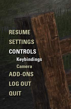 How to Use Chat in ESO - Escape Key Controls