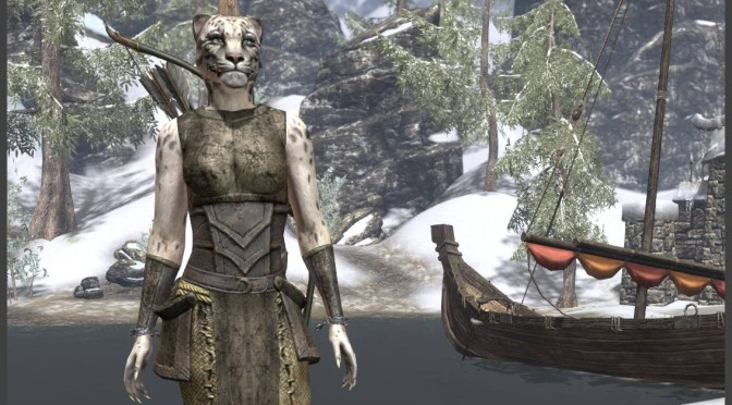 Body Markings of the Khajiit