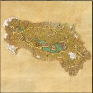 The maps of the Elder Scrolls Online - The Rift
