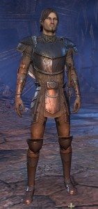 Exploring the Elder Scrolls Online - Male Breton