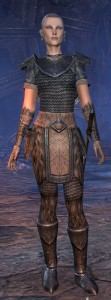 Exploring the Elder Scrolls Online - Female Nord