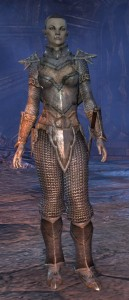 Exploring the Elder Scrolls Online - Female Orc