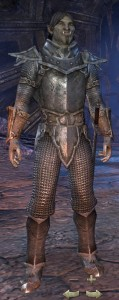Exploring the Elder Scrolls Online - Male Orc