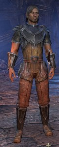 Exploring the Elder Scrolls Online - Male Redguard
