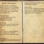 The Books of the Elder Scrolls Online - Ritual of Resonance