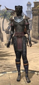 My character named She Who Explores