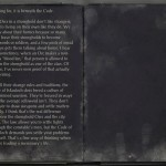 The Books of the Elder Scrolls Online - The Code of Mauloch, page 2