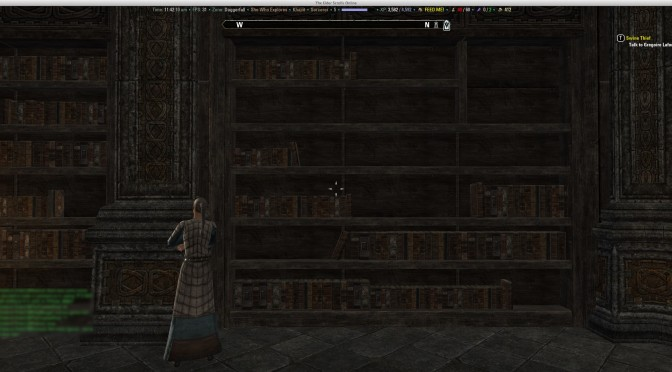 The books of the Elder Scrolls Online - Inside the Mages Guild
