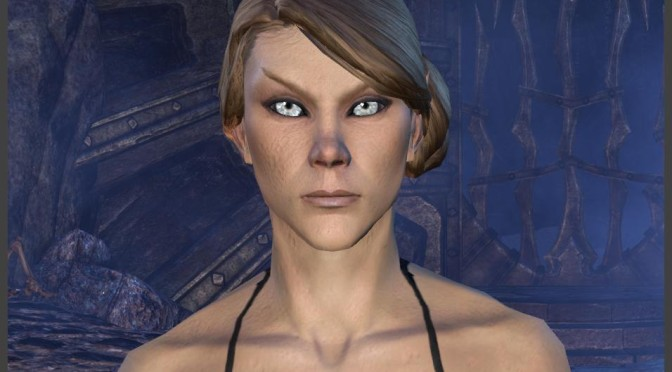 Creating a High Elf Female – Body Markings